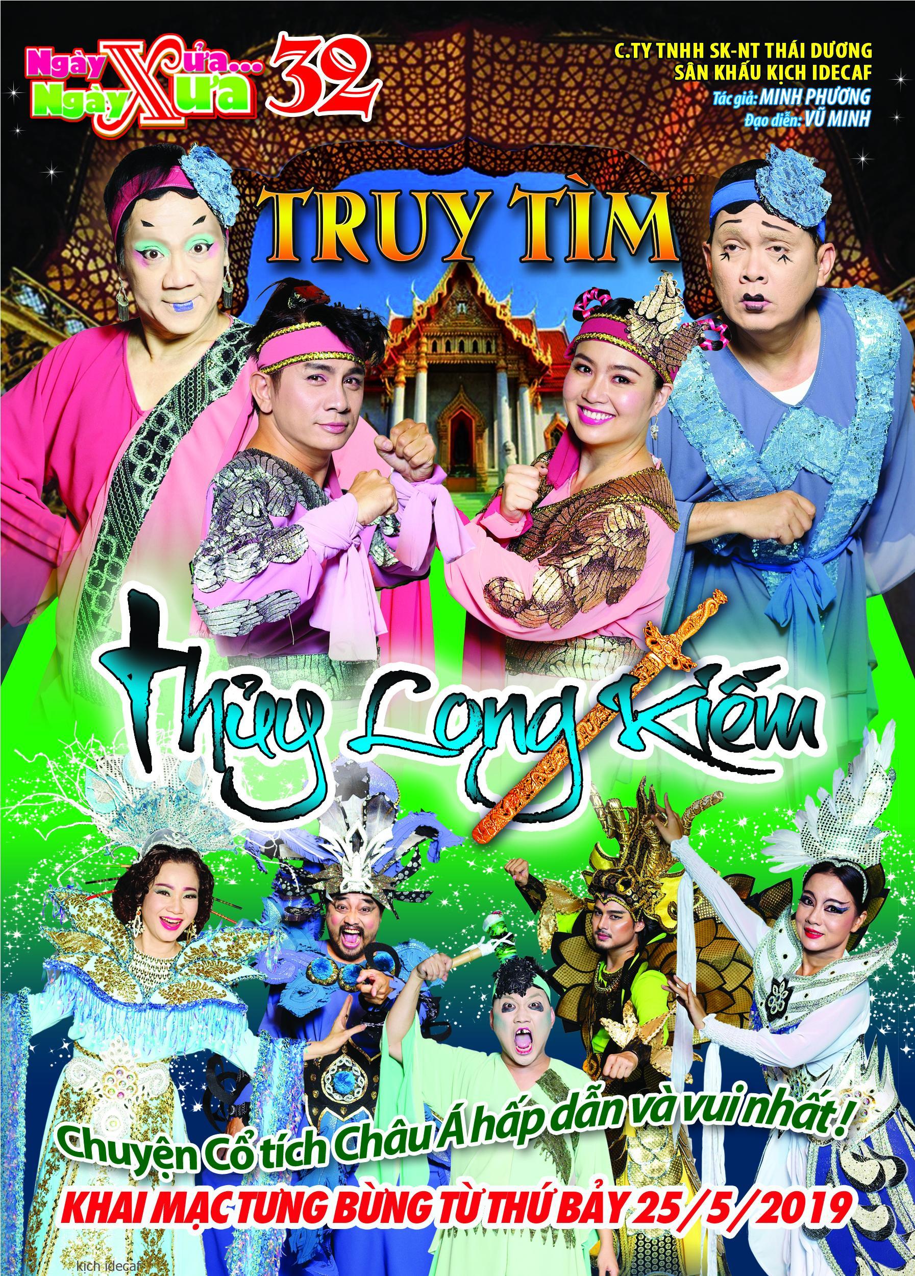 TRUY TÌM THỦY LONG KIẾM - NXNX 32