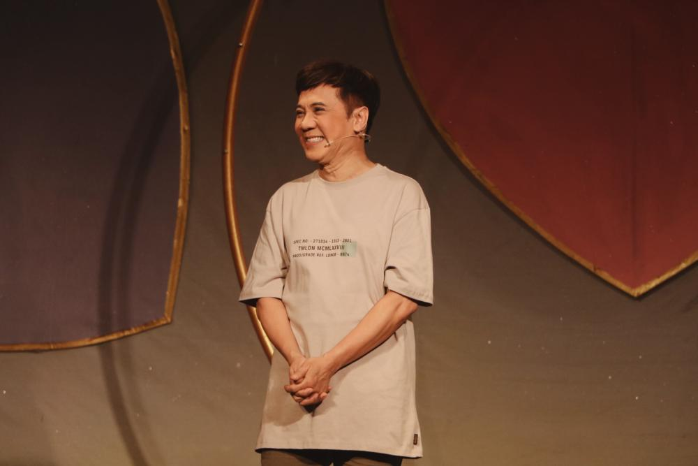 """Khóc - cười với anh Bạch """"bong bóng"""" của NSƯT Thành Lộc"""